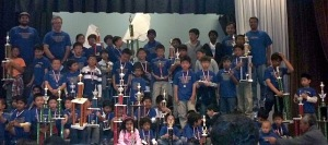 Mission San Jose Elementary Chess Team 2010