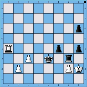 This is where Anand really lost the game.