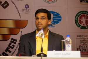 Vishy Anand needs to go on the offensive.