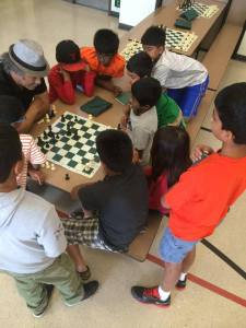 Our campers learn first hand why International Master Emory Tate is a chess teacher of the highest quality.