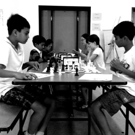 Fremont Summer Chess Camp