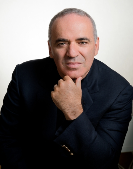 Garry Kasparov (photo: www.kasparov.com)